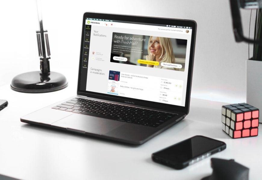 FreshMail kompleksowo ogarnie e-mail marketing Twojej firmy
