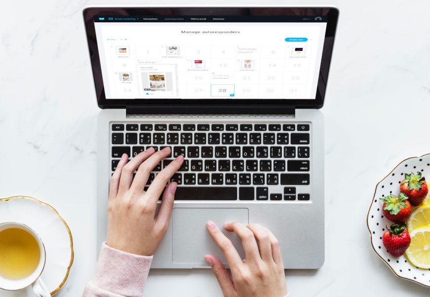 GetResponse pomoże Ci tworzyć idealne newslettery